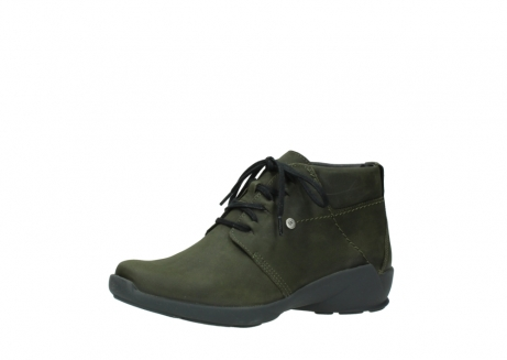 wolky lace up shoes 01571 jaca 11732 forestgreen oiled nubuck_23
