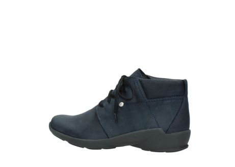 wolky chaussures a lacets 01571 jaca 11802 nubuck bleu_2