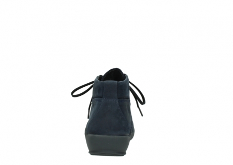 wolky chaussures a lacets 01571 jaca 11802 nubuck bleu_7