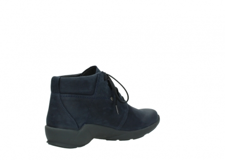 wolky lace up shoes 01571 jaca 11802 blue oiled nubuck_10