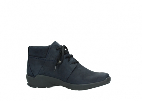wolky chaussures a lacets 01571 jaca 11802 nubuck bleu_14