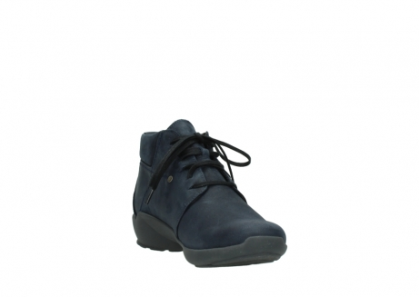 wolky chaussures a lacets 01571 jaca 11802 nubuck bleu_17