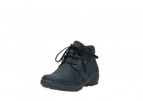 wolky chaussures a lacets 01571 jaca 11802 nubuck bleu_21