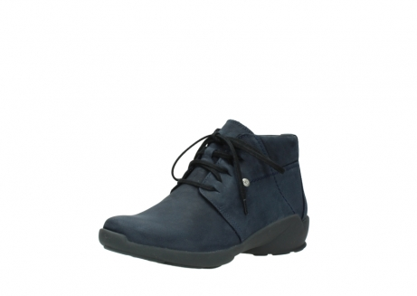 wolky chaussures a lacets 01571 jaca 11802 nubuck bleu_22