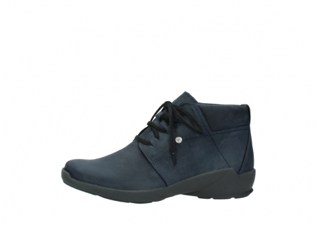 wolky chaussures a lacets 01571 jaca 11802 nubuck bleu_24