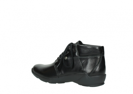 wolky lace up shoes 01571 jaca 30001 black leather_3
