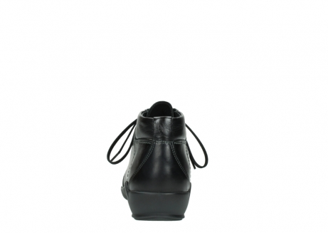 wolky lace up shoes 01571 jaca 30001 black leather_7