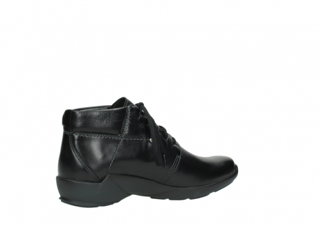wolky lace up shoes 01571 jaca 30001 black leather_11