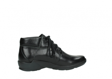 wolky lace up shoes 01571 jaca 30001 black leather_12