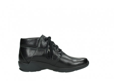 wolky lace up shoes 01571 jaca 30001 black leather_13