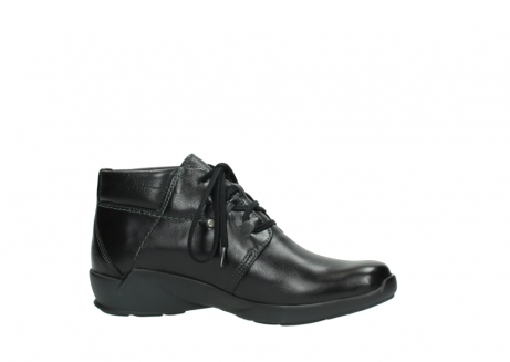 wolky lace up shoes 01571 jaca 30001 black leather_14