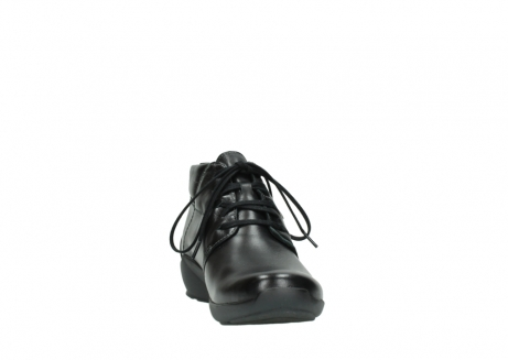 wolky lace up shoes 01571 jaca 30001 black leather_18