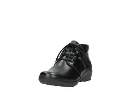 wolky lace up shoes 01571 jaca 30001 black leather_21