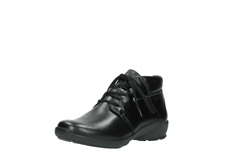 wolky lace up shoes 01571 jaca 30001 black leather_22