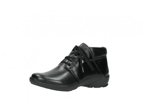 wolky lace up shoes 01571 jaca 30001 black leather_23