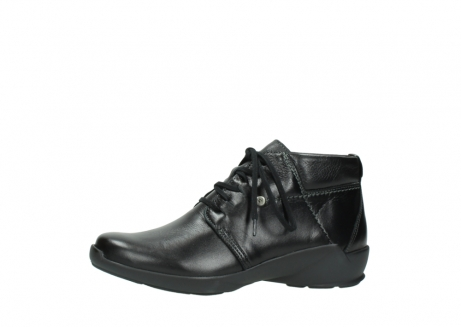 wolky lace up shoes 01571 jaca 30001 black leather_24