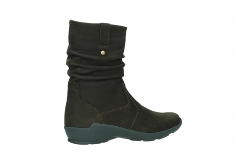 wolky mid calf boots 01572 luna 11302 brown nubuck_23
