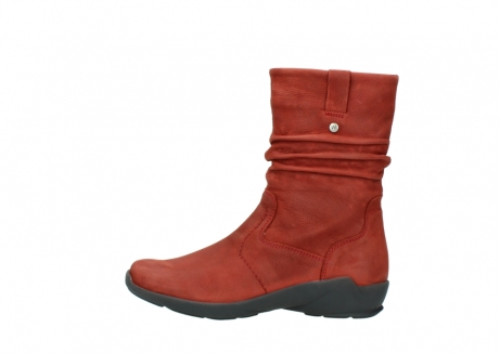 wolky mid calf boots 01572 luna 11542 winter red nubuck_1
