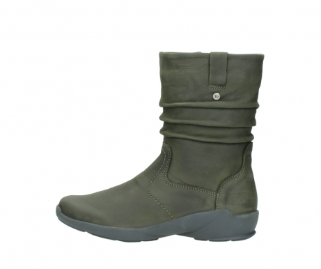 wolky mid calf boots 01572 luna 11732 forestgreen oiled nubuck_1