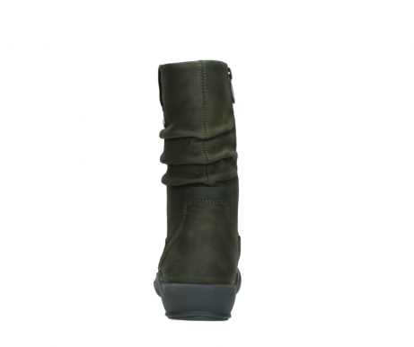 wolky mid calf boots 01572 luna 11732 forestgreen oiled nubuck_7
