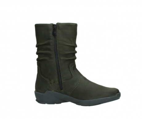 wolky mid calf boots 01572 luna 11732 forestgreen oiled nubuck_14