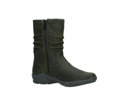 wolky mid calf boots 01572 luna 11732 forestgreen oiled nubuck_15
