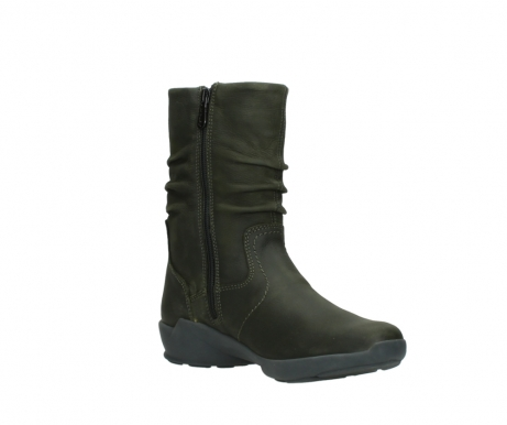 wolky mid calf boots 01572 luna 11732 forestgreen oiled nubuck_16