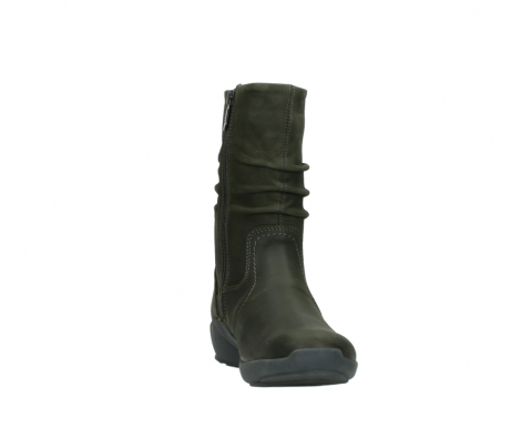 wolky mid calf boots 01572 luna 11732 forestgreen oiled nubuck_18