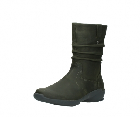 wolky mid calf boots 01572 luna 11732 forestgreen oiled nubuck_22