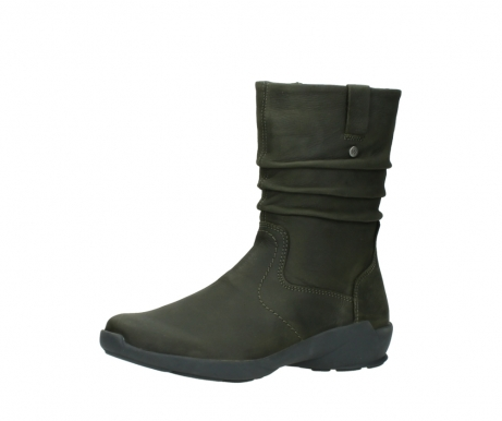wolky mid calf boots 01572 luna 11732 forestgreen oiled nubuck_23