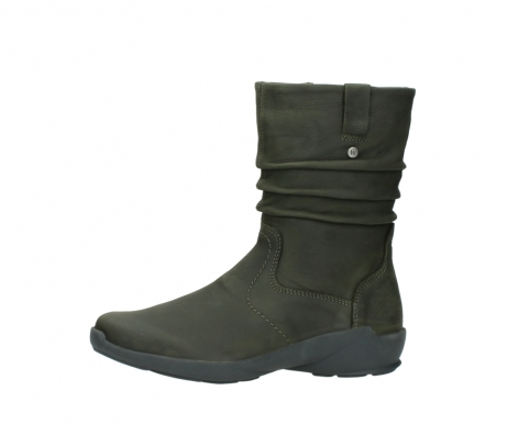 wolky mid calf boots 01572 luna 11732 forestgreen oiled nubuck_24