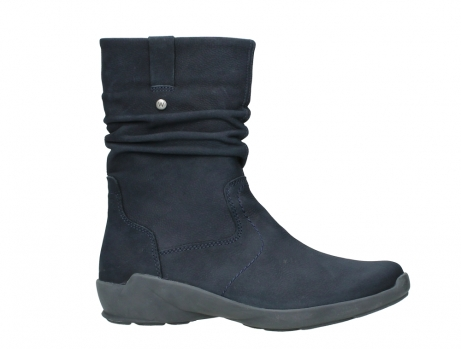 wolky mid calf boots 01572 luna 11802 blue oiled nubuck_2