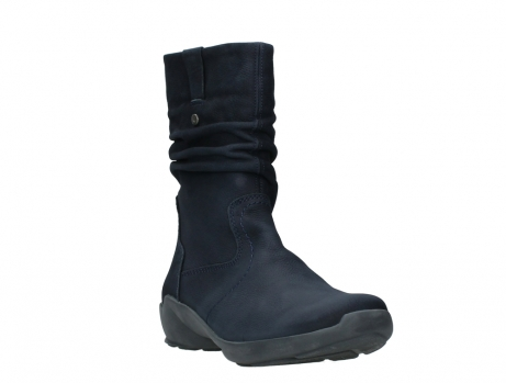 wolky mid calf boots 01572 luna 11802 blue oiled nubuck_5