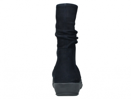 wolky mid calf boots 01572 luna 11802 blue oiled nubuck_19
