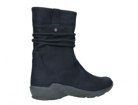 wolky mid calf boots 01572 luna 11802 blue oiled nubuck_23