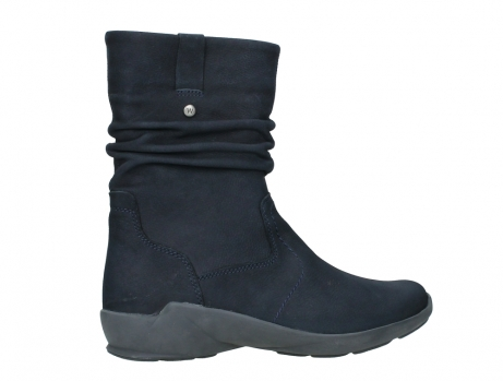 wolky mid calf boots 01572 luna 11802 blue oiled nubuck_24