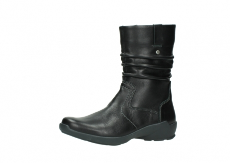 wolky mid calf boots 01572 luna 30001 black leather_23