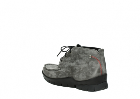 wolky lace up boots 01751 misty 10203 grey nubuck_4