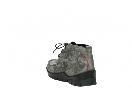 wolky lace up boots 01751 misty 10203 grey nubuck_5