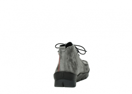 wolky lace up boots 01751 misty 10203 grey nubuck_8