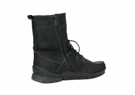 wolky bottines a lacets 01752 galina 11002 nubuck noir_11