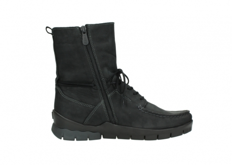 wolky bottines a lacets 01752 galina 11002 nubuck noir_13