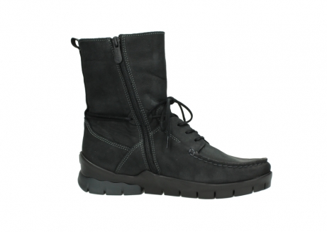 wolky bottines a lacets 01752 galina 11002 nubuck noir_14