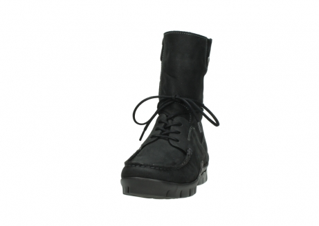 wolky bottines a lacets 01752 galina 11002 nubuck noir_20