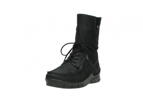 wolky bottines a lacets 01752 galina 11002 nubuck noir_21