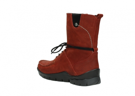 wolky boots 01752 galina 11542 winter rot nubuk_4