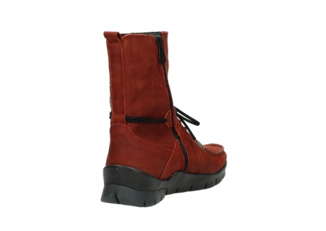 wolky boots 01752 galina 11542 winter rot nubuk_9