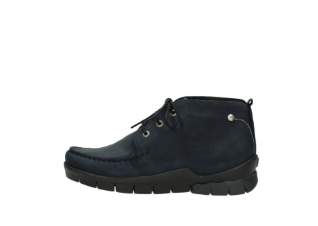 wolky bottines a lacets 01753 misty cw 11802 nubuck bleu_1