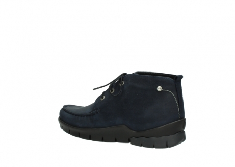 wolky bottines a lacets 01753 misty cw 11802 nubuck bleu_3