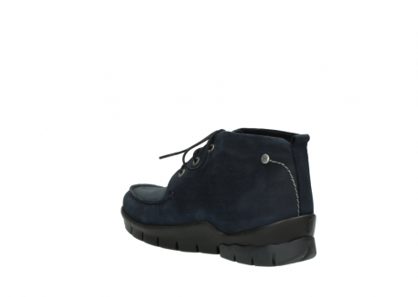 wolky bottines a lacets 01753 misty cw 11802 nubuck bleu_4